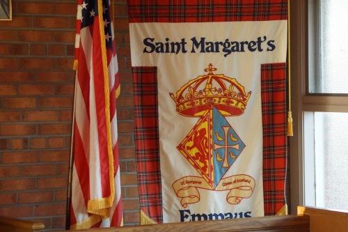 st margaret banner