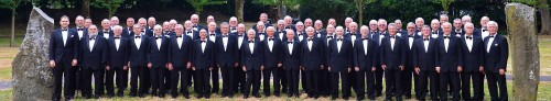 Welsh Men's Choir 2018