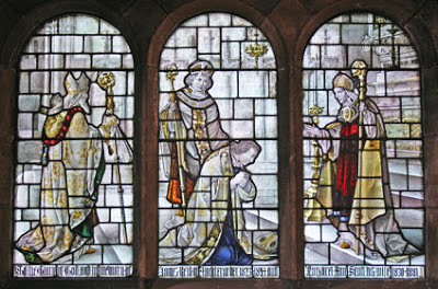 Consecration of Samuel seabury at Old st pauls