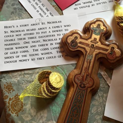 Nicholas of Myra -dowry story