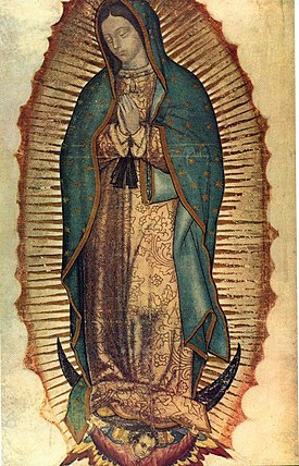 Our Lady of Guadalupe graphic