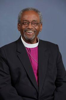 Bishop Curry Portrait 03-2019