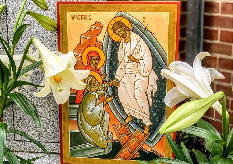 Resurrection Icon for Gaby